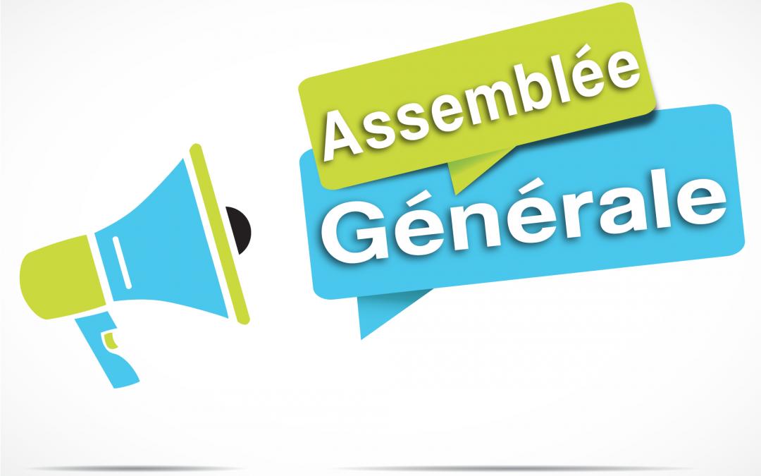 Invitation à l'assemblée générale 2017