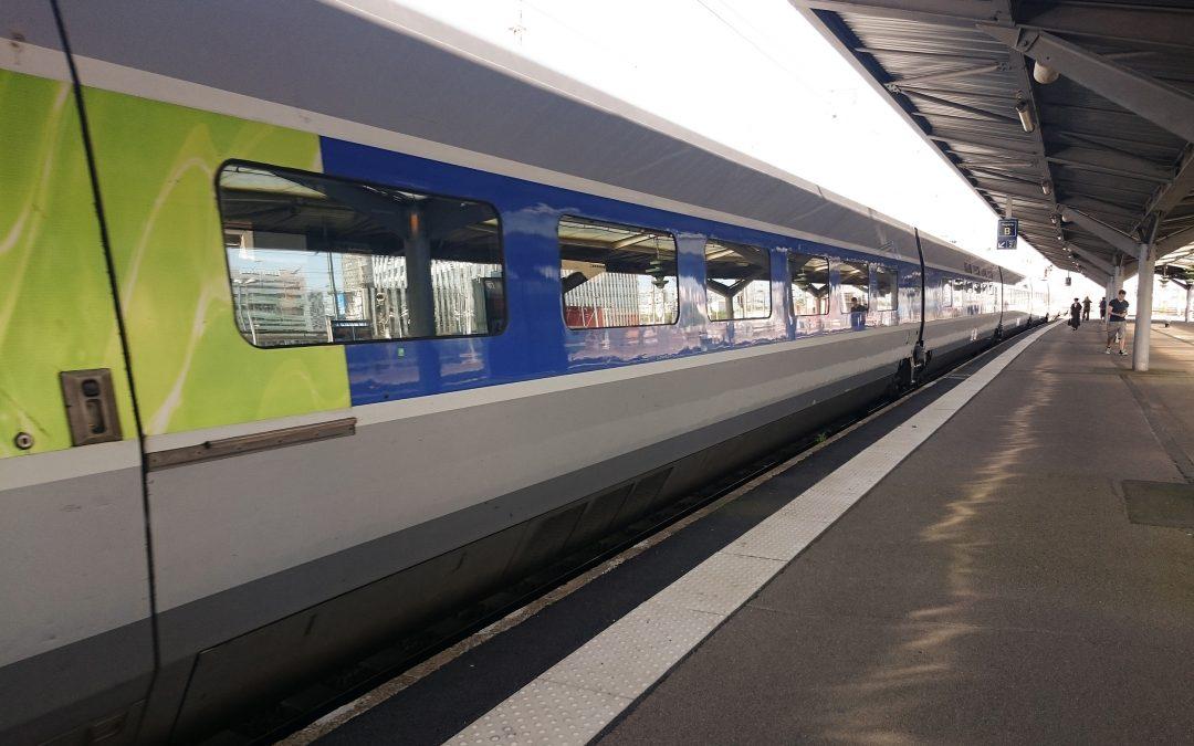 L'offre TGVmax de la SNCF indisponible pour la Normandie