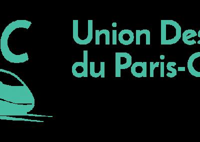 Logo UDUPC - Baseline - Couleur