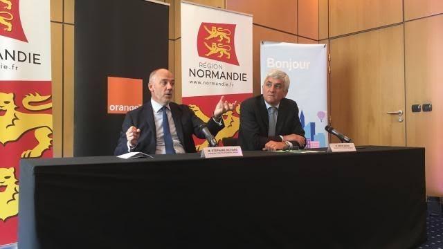 Orange confirme le déploiement de la 4G sur les lignes normandes d'ici 2020