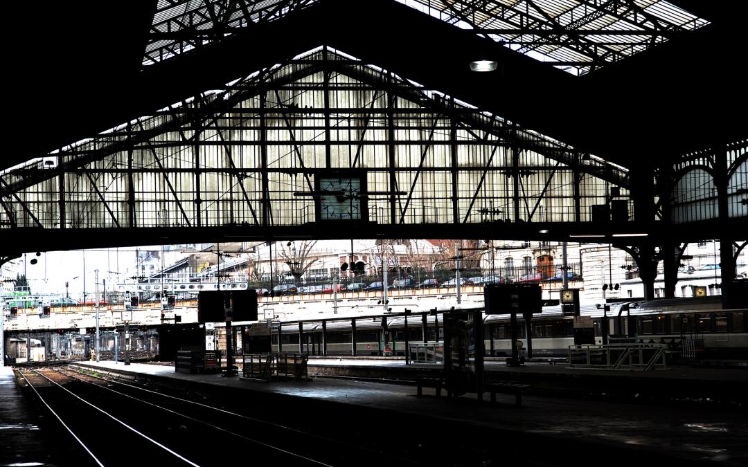 Modernisation de la grande halle voyageurs de Paris Saint Lazare