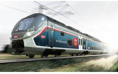 Visitez les futurs trains normands à la foire de Caen