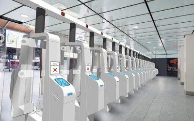 L'accès aux quais évolue en gare de Paris Saint-Lazare