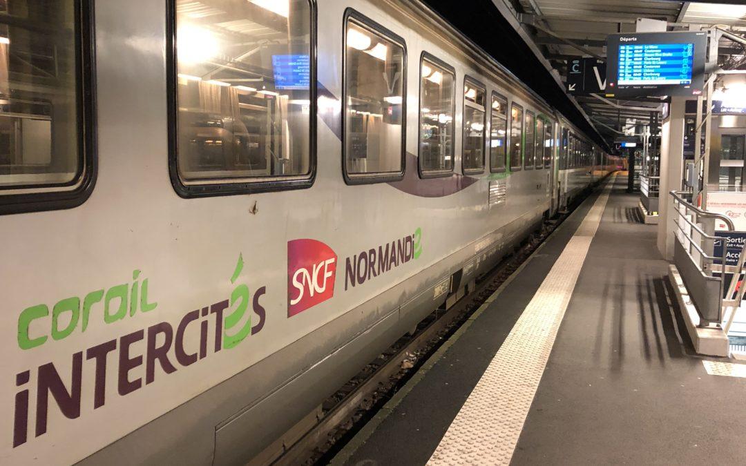 Modification du plan de transport sur les lignes normandes du 19 au 22 février 2018