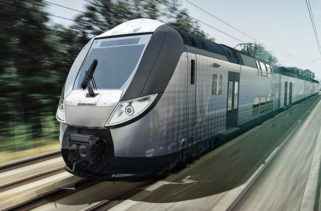 Dossier : Le retour du train en Normandie