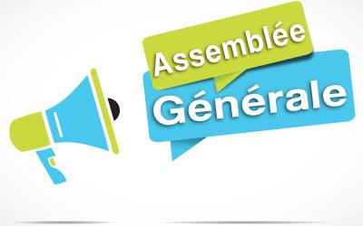 Assemblée générale 2020 et Nouveau bureau