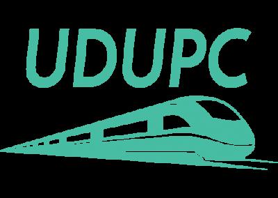 Logo UDUPC - Couleur