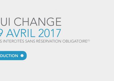 Découvrez les changements de tarification sur notre ligne Paris-Cherbourg