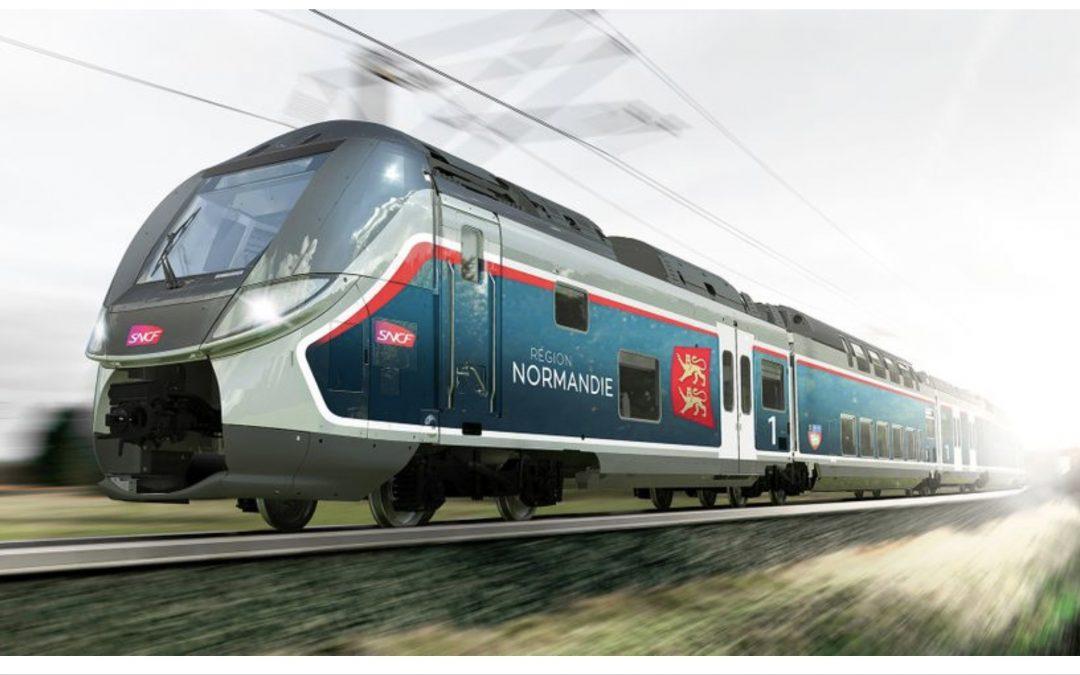 L'association des usagers du train Paris-Cherbourg pousse un coup de gueule
