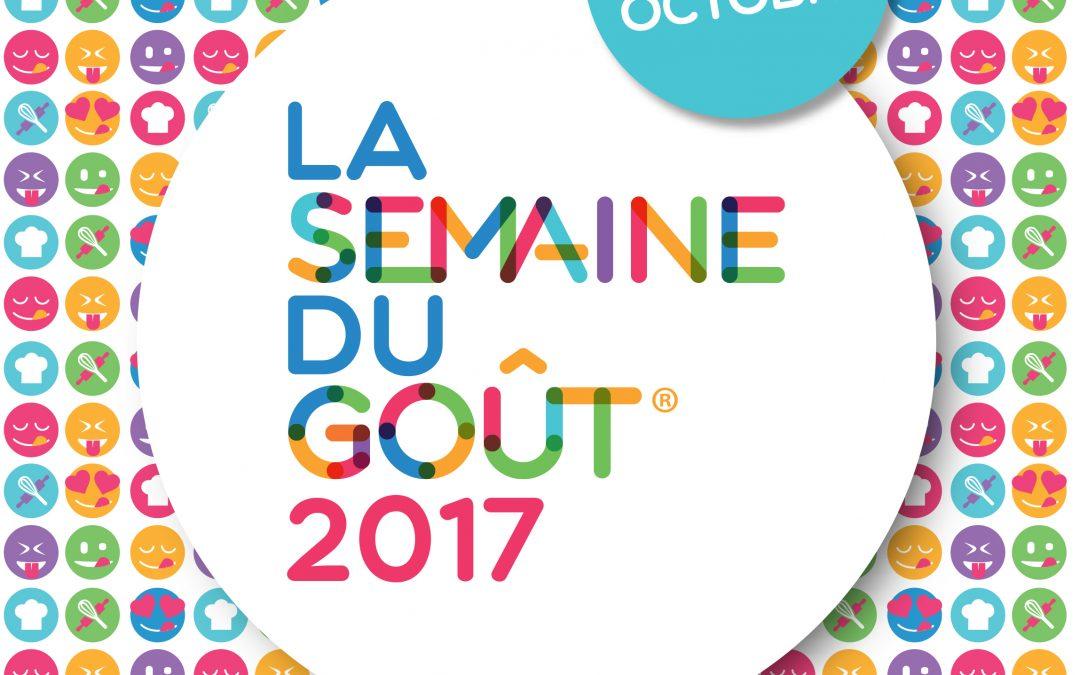 La semaine du goût sur la ligne Paris-Caen