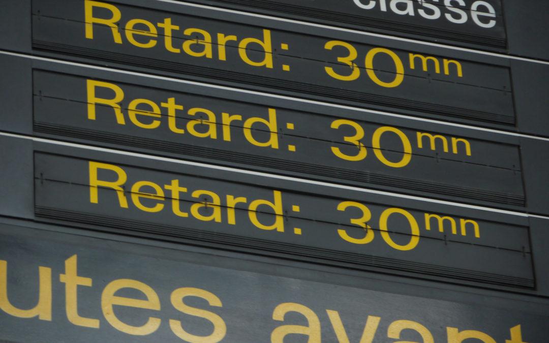 Grève à la SNCF de l'intersyndicale du 3 avril au 28 juin 2018
