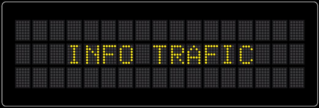 #InfoTrafic – Grève SNCF