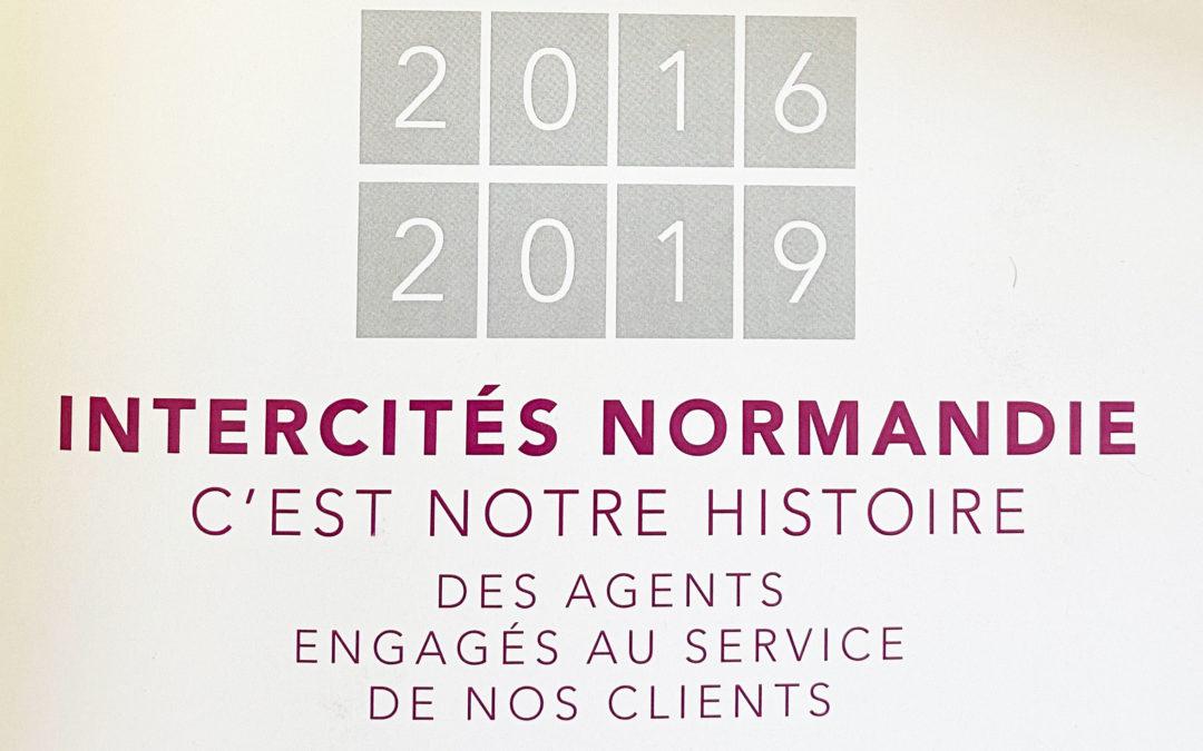 Réunion SNCF – Bilan de la situation actuelle et du travail effectué ensemble depuis 3 ans