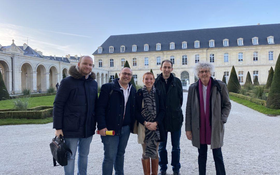 Compte-rendu de la réunion avec la région Normandie et la SNCF du 26/02/2020