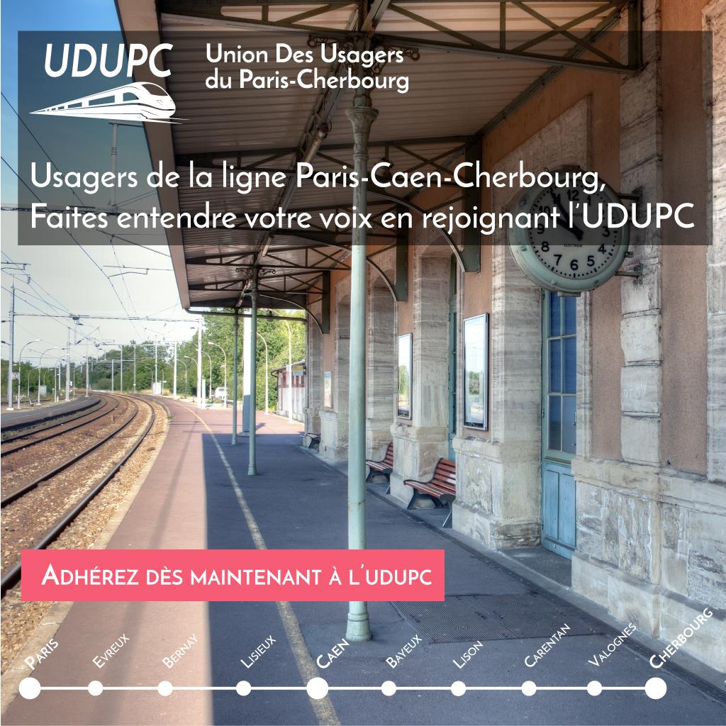 Adhésion UDUPC